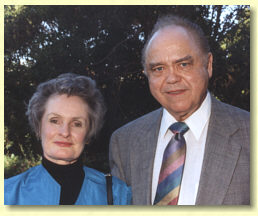 Janice Light and Professor Richard Miller